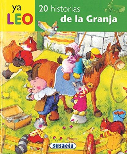 9788430558056: 20 historias de la granja (Ya Leo) (Spanish Edition)