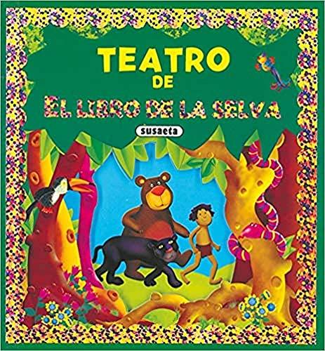 9788430558261: Teatro de El libro de la selva
