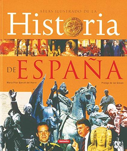 9788430558339: Atlas ilustrado de la historia de España