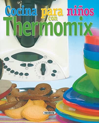 9788430558421: Cocina para Ninos con Thermomix