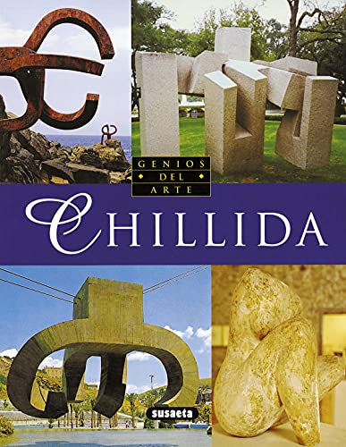 9788430558636: Chillida.Genios Del Arte(Susaeta)