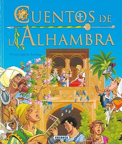 Cuentos de la Alhambra (Grandes Libros) (Spanish Edition) - Irving, Washington; Perera, Antonio