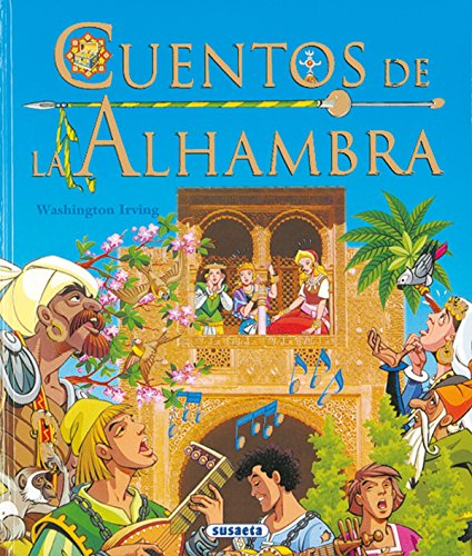 9788430558926: Cuentos de la Alhambra/ Tales of The Alhambra (Spanish Edition)
