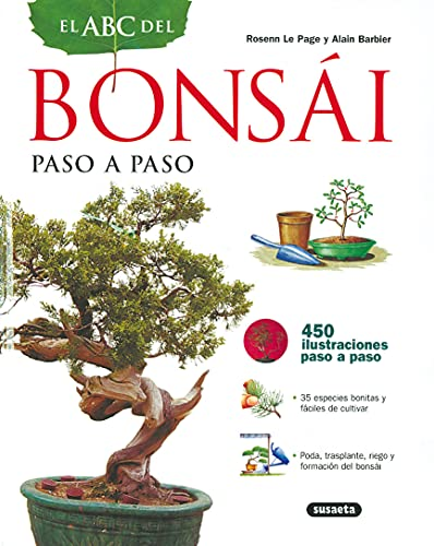 9788430559244: Abc Del Bonsai Paso A Paso (El Abc De La Jardinería)