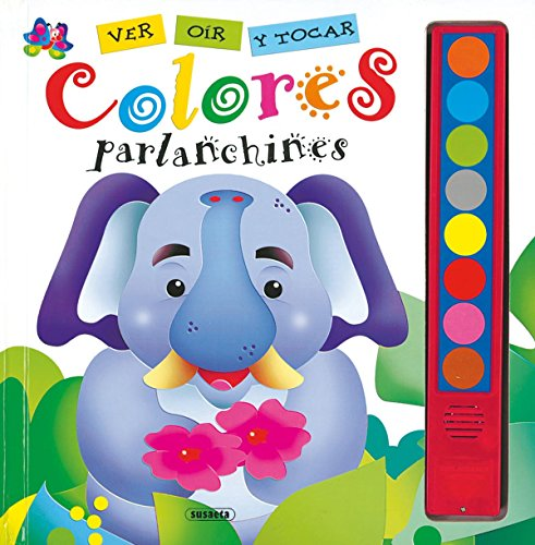 9788430559886: COLORES PARLANCHINES