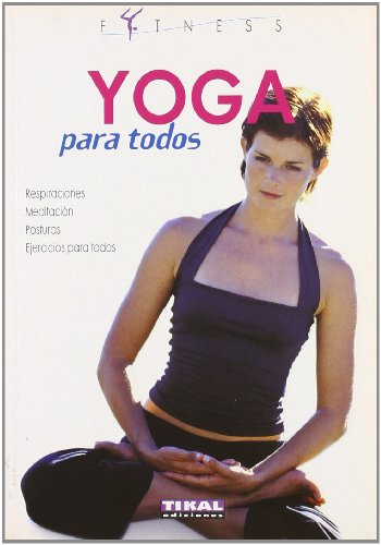 9788430559992: Yoga para todos/ Yoga for all (Fitness) (Spanish Edition)