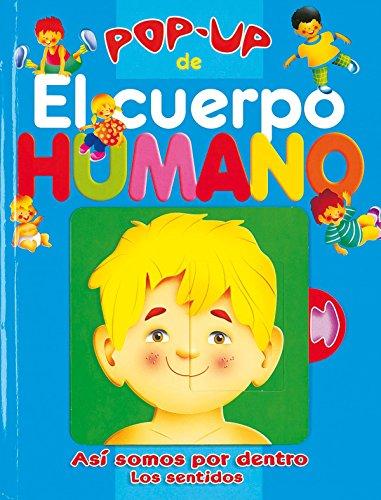 9788430560110: El cuerpo humano/ The Human Body: Asi Somos Por Dentro Los Sentidos/ That's How We Are Inside the Senses (Spanish Edition)