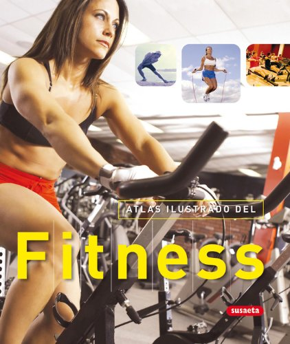 9788430560165: Atlas ilustrado de fitness