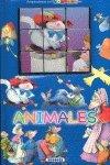 9788430560509: Animales, los (rompecabezas con animales)(libro+rompec.)
