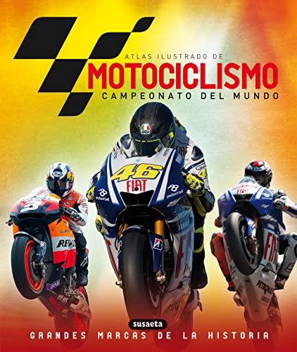 9788430560523: Motociclismo (Atlas Ilustrado)