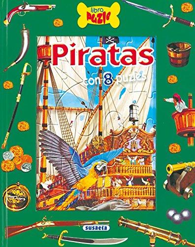 Piratas (Libro puzle): Susaeta, Equipo