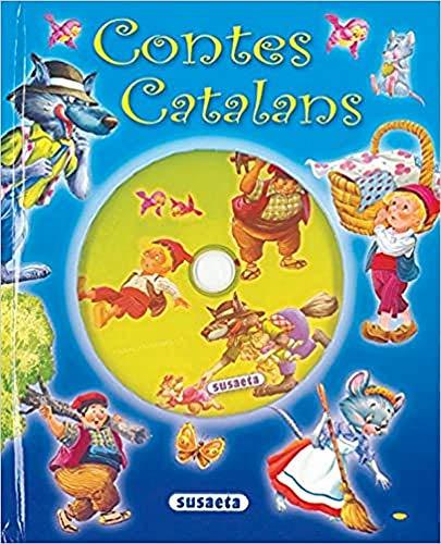 9788430562558: Contes Catalans (Blau) (Canta I Explica Amb Cd)