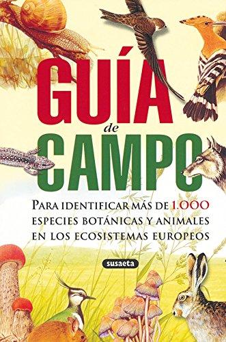 9788430562855: Guia de campo/ Field guide (Spanish Edition)