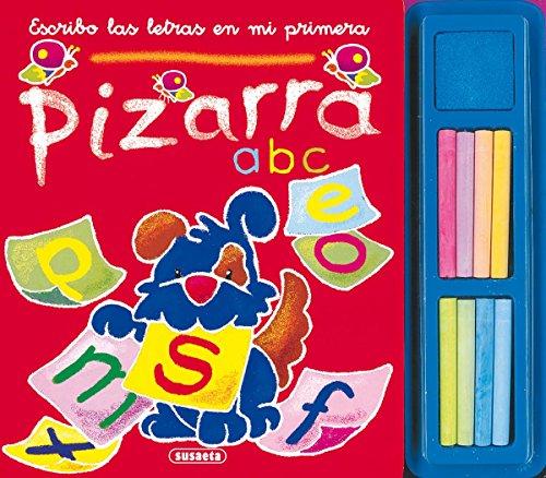 9788430563036: Pizarra (Escribo Las Letras En Mi Primera Pizarra)