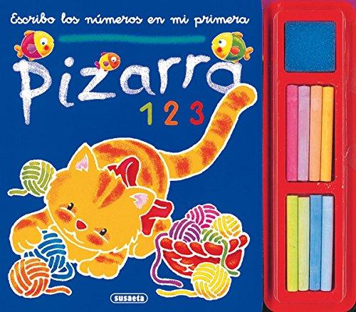 9788430563043: Pizarra (Escribo Los Numeros En Mi Primera Pizarra)