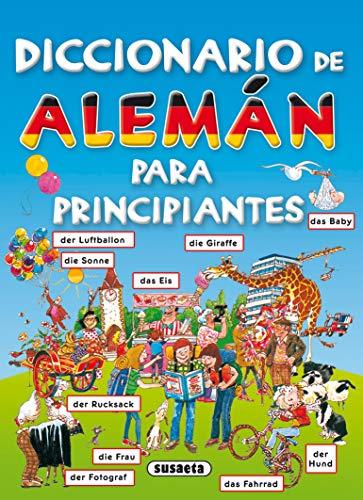 9788430563555: Diccionario de Aleman para Principiantes