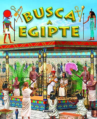 BUSCA A EGIPTE: Susaeta Ediciones