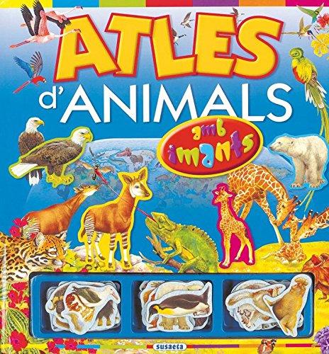 9788430563876: Atles d'animals amb imants