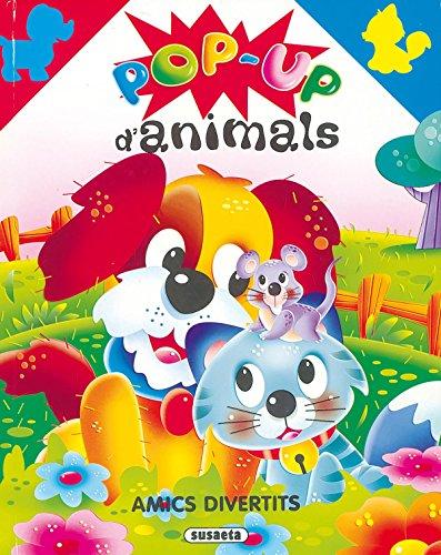 9788430564262: Pop-Up D'Animals(Amics Divertits)
