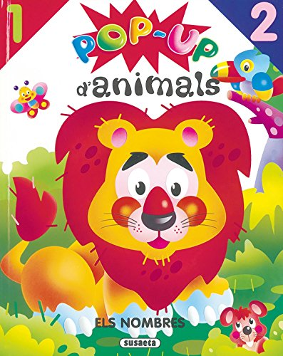 9788430564279: Pop-Up D'Animals(Nombres)