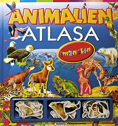 9788430564521: Animalien atlasa imanekin