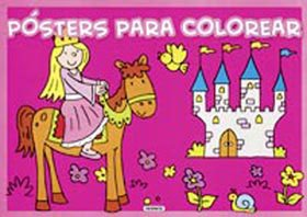 9788430564996: Posters para colorear 4