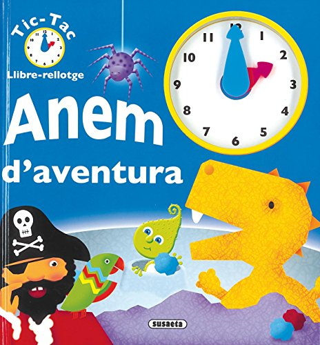 9788430565368: ANEM D'AVENTURA (LLIBRE-RELLOT)