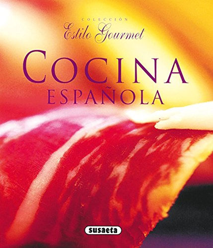 9788430565528: Cocina espanola. Estilo gourmet