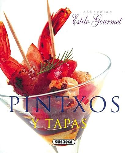 9788430565535: Pintxos y tapas (estilo gourmet)