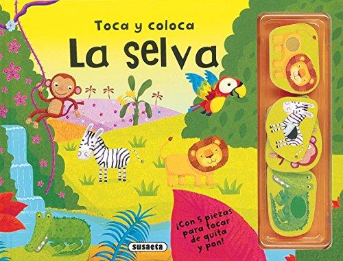 9788430565627: LA SELVA (TOCA Y COLOCA)