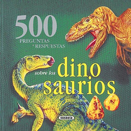 9788430566761: 500 Preguntas y respuestas sobre los dinosaurios