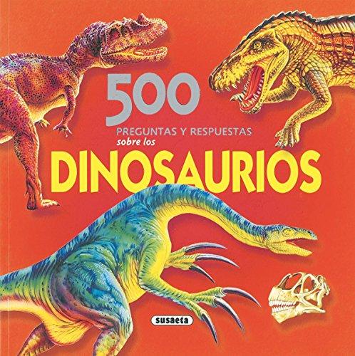 9788430566785: 500 Preguntas y respuestas sobre los dinosaurios