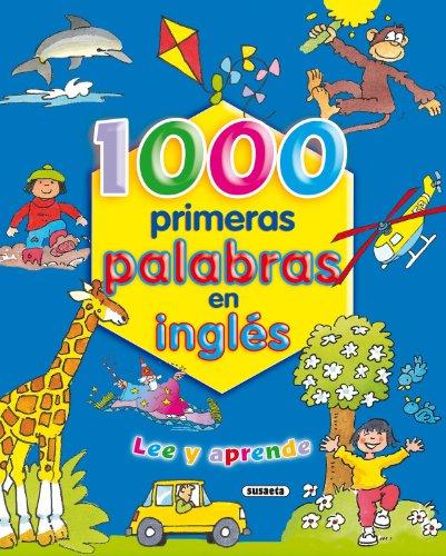 9788430566839: 1000 Primeras palabras en inglés (Lee Y Aprende)