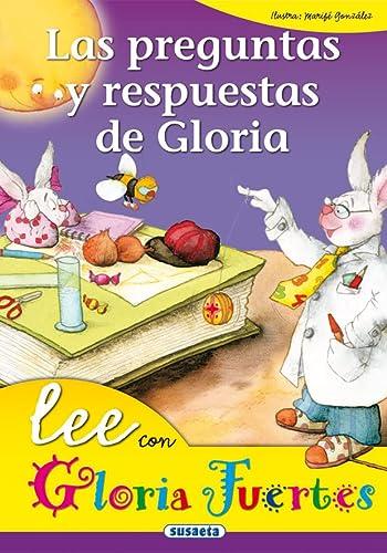 Preguntas Y Respuestas De Gloria. Lee Con...: Gloria Fuertes