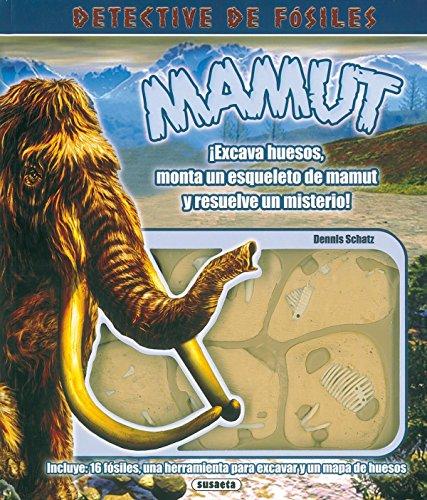 9788430568796: Mamut (Detective De Fósiles)
