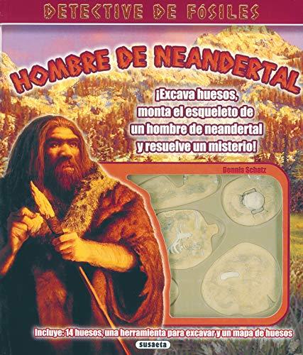 9788430568802: Hombre de neandertal (Detective De Fósiles)