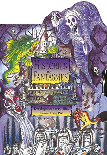 9788430568833: Histories De Fantasmes + Desplegables (Desplegables Terrorifics)