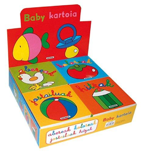 9788430568895: Baby kartoia (4 titulu))