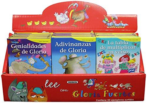 9788430569311: Estuche Lee con Gloria Fuertes
