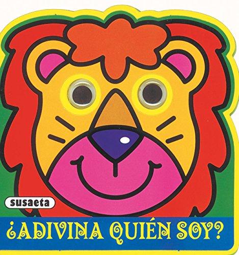 9788430569441: EL LEON (ADIVINA QUIEN SOY?