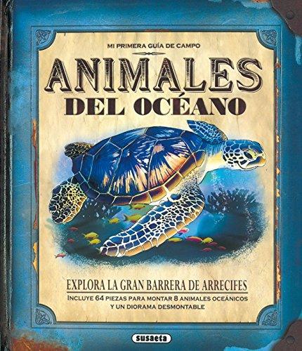 9788430569526: Animales Del Oceano. Mi Primera Guia De Campo (Mi Primera Guía De Campo)