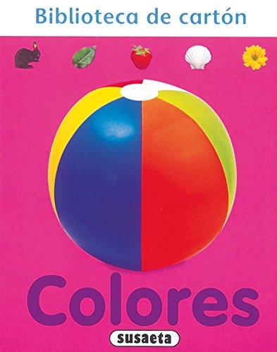 9788430569588: Colores (Biblioteca De Cartón)