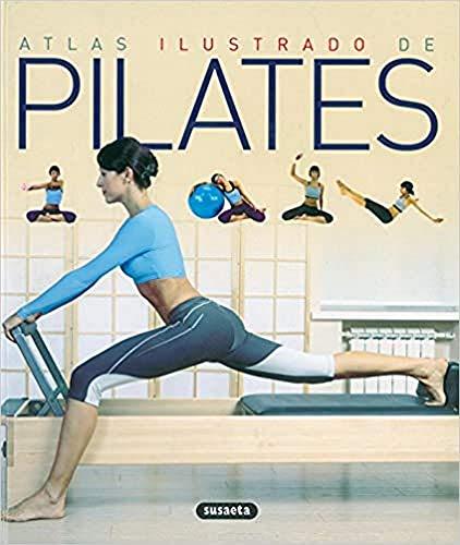 9788430570331: Atlas Ilustrado De Pilates