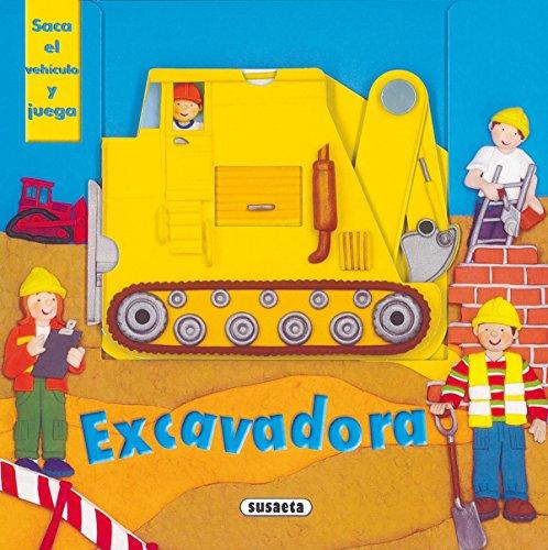 9788430570409: Excavadora (Saca El Vehículo Y Juega)