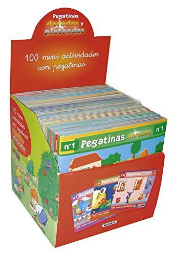 100 Mini actividades con pegatinas doradas nº 1: Susaeta, Equipo