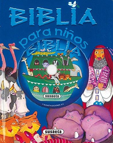 9788430571116: Biblia para niños con CD (Canta Y Cuenta Con CD)