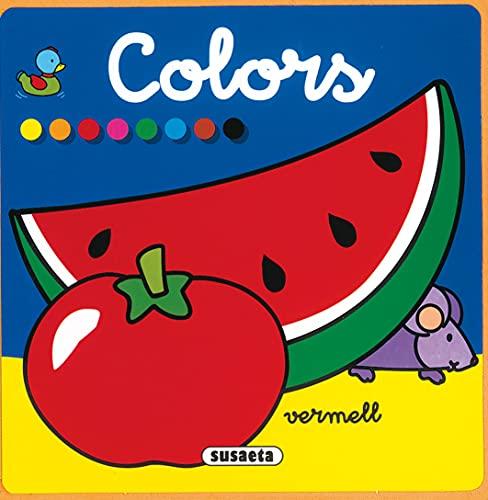 9788430571338: Colors (Libro De Espuma) (Paraules)