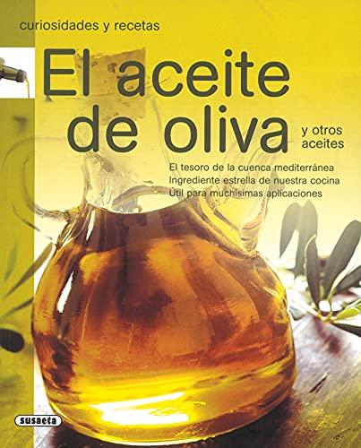 9788430571581: Aceite De Oliva Y Otros Acei(Curiosidades Y Recetas)