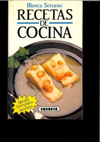 Recetas De Cocina: Blanco Serrano