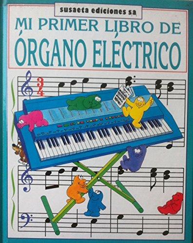 9788430575473: Libro de musica del organo electronico